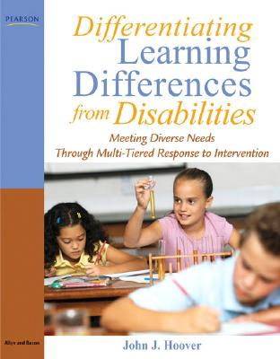 Differentiating Learning Differences from Disabilities By Hoover, John J.